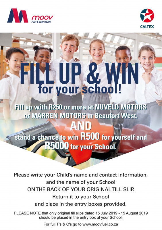 Fillup and win A3 Poster Nuveld or Marren Mtrs v3
