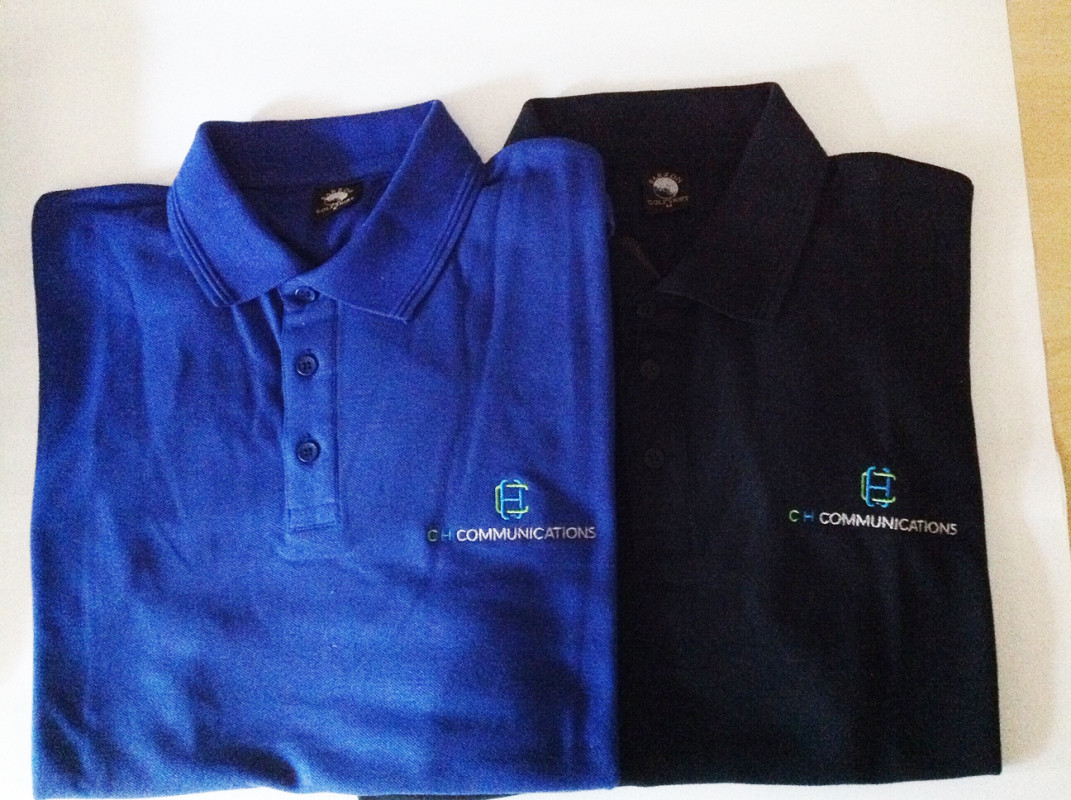 golf shirts embroidered